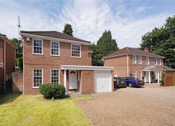 Thumbnail 4 bedroom detached house for sale in Stoneleigh Park, Weybridge, Surrey