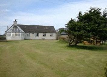 Thumbnail 4 bed detached bungalow for sale in Askival, Reay, Thurso