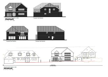 Thumbnail Land for sale in Ambleside Road, Lightwater