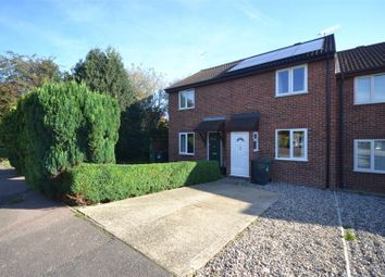Thumbnail 2 bed terraced house for sale in Acorn Road, North Walsham