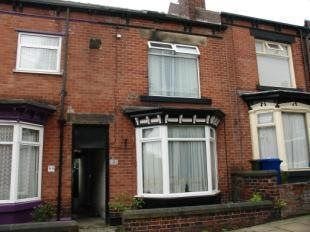 Thumbnail 4 bed terraced house to rent in Ranby Road, Sheffield