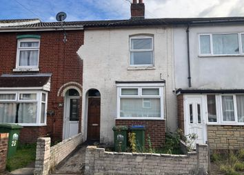 Thumbnail 3 bed terraced house for sale in Church Road, Woolston, Southampton, Hampshire