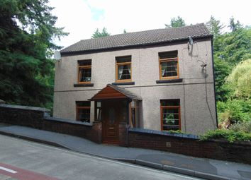 Thumbnail 4 bed detached house for sale in Cwmbach Road, Llanelli