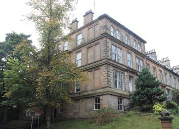 Thumbnail 4 bed flat to rent in Oakfield Avenue, Glasgow
