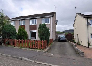 Thumbnail 3 bed semi-detached house for sale in 181 Claremont, Alloa, 2Er, UK