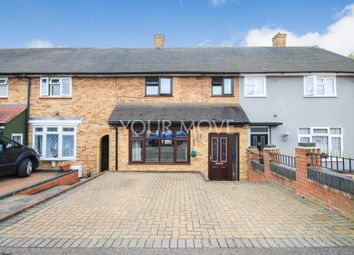 Thumbnail 3 bed terraced house for sale in Tiverton Grove, Romford