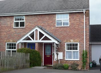 Thumbnail 2 bed property to rent in Elliot Close, Kibworth, Leicester
