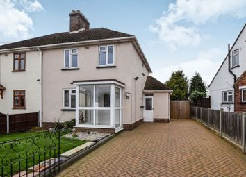 Thumbnail 2 bed semi-detached house for sale in Burgess Avenue, Stanford-Le-Hope