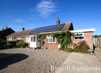 Thumbnail 3 bed semi-detached bungalow for sale in Elizabeth Crescent, Caister-On-Sea, Great Yarmouth