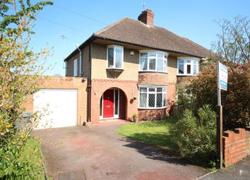 Thumbnail 3 bed semi-detached house for sale in Belmont Drive, Maidenhead