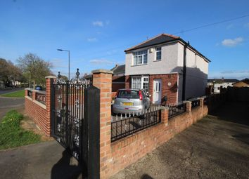 Thumbnail 3 bed detached house for sale in Crossfield Lane, Skellow, Doncaster