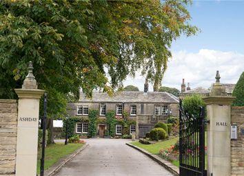 Ashday Hall And Farm, Southowram, Near Halifax, West Yorkshire HX3