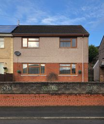Thumbnail 3 bed semi-detached house for sale in Heol Camlas, Port Talbot