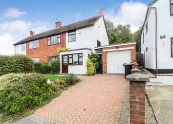 Thumbnail 3 bed semi-detached house to rent in High Street, Lidlington, Bedford