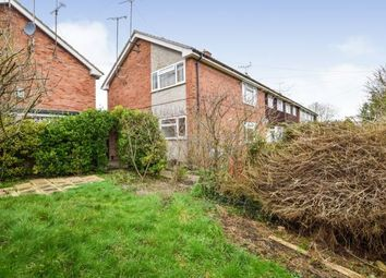 Thumbnail 2 bed maisonette for sale in Cannock Road, Aylesbury, Buckinghamshire, United Kingdom