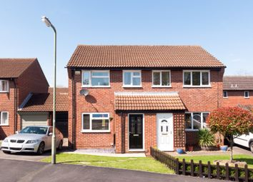 Thumbnail 3 bed semi-detached house for sale in Lerwick Croft, Bicester
