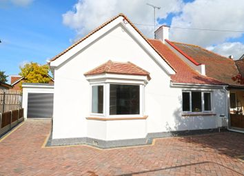 Thumbnail 3 bed semi-detached bungalow for sale in Eaton Road, Leigh-On-Sea