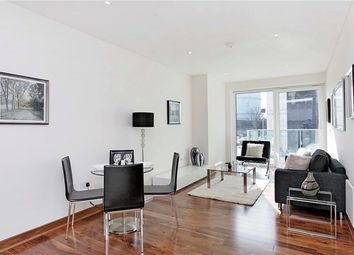 Thumbnail 1 bed flat to rent in Hawker Building, Chelsea Bridge Wharf, London