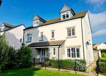 Thumbnail 4 bed semi-detached house for sale in Chestnut Drive, Launceston