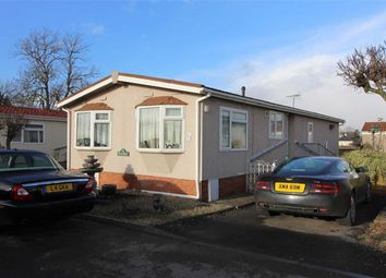 Thumbnail 2 bed mobile/park home for sale in Sunnyfield Lane, Up Hatherley, Cheltenham
