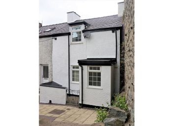 Thumbnail 2 bed terraced house for sale in Pen Y Graig, Bangor