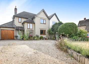 Thumbnail 3 bed semi-detached house for sale in The Croft, Marsh Baldon, Oxford