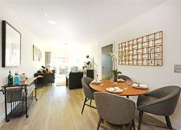 Thumbnail 3 bedroom flat to rent in Warburton Road, Hackney