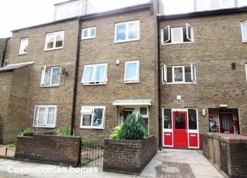 Thumbnail 4 bed duplex to rent in Campbell Road, Bow