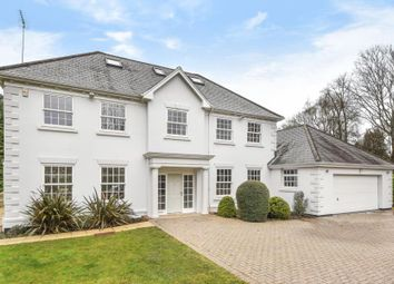 Thumbnail 5 bed detached house to rent in Gorse Hill Road, Wentworth, Virginia Water
