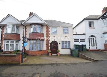Thumbnail 5 bedroom semi-detached house for sale in Charlemont Avenue, West Bromwich, West Midlands