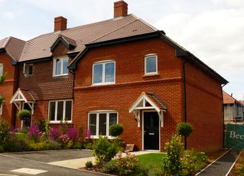 Thumbnail 2 bed end terrace house for sale in Lymington Bottom Road, Medstead, Alton