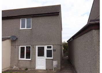 Thumbnail 2 bed end terrace house for sale in Wheal Gerry, Camborne
