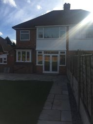Thumbnail 3 bed property to rent in Whateley Crescent, Castle Bromwich, Birmingham