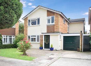 Thumbnail 4 bed detached house for sale in St. Michaels Road, Chelmsford