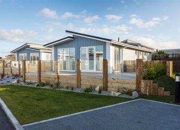 Thumbnail 3 bed mobile/park home for sale in Holywell Bay, Newquay