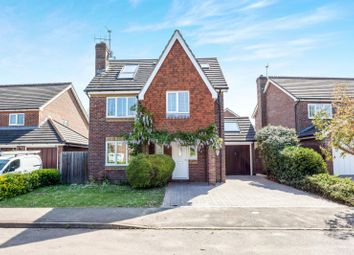 Thumbnail 4 bedroom detached house to rent in Nursery Close, Hurstpierpoint, Hassocks