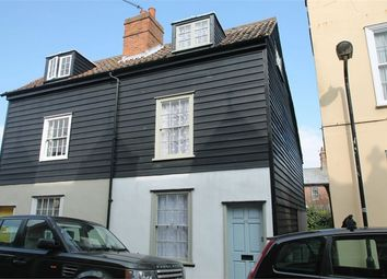 Thumbnail 2 bed semi-detached house for sale in Kings Quay Street, Harwich, Essex