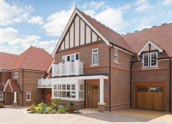 Thumbnail 4 bed semi-detached house for sale in Wilshere Park, Welwyn, Hertfordshire