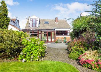 Thumbnail 4 bed bungalow for sale in Stubley Lane, Dronfield Woodhouse, Derbyshire