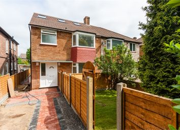 Thumbnail 2 bed flat for sale in Western Avenue, Perivale, Greenford, Greater London