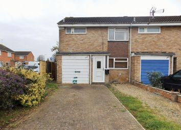 Thumbnail 3 bed end terrace house for sale in Ridge Nether Moor, Swindon