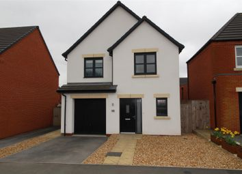 Thumbnail 4 bed detached house for sale in Harvester Way, Clowne, Chesterfield