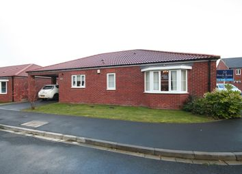 Thumbnail 4 bed bungalow for sale in Gilkes Walk, Middlesbrough