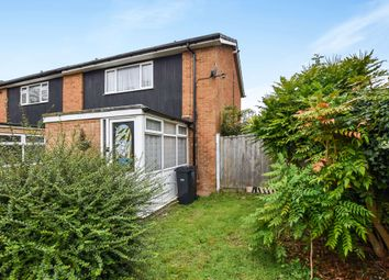 Thumbnail 2 bed end terrace house for sale in Rushes Mead, Harlow