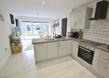 Thumbnail 2 bed terraced house for sale in Howton Road, Kinson, Bournemouth