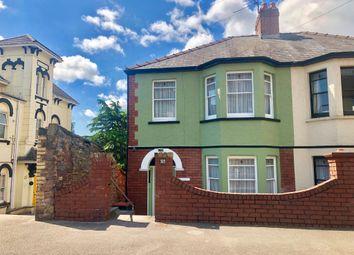 Thumbnail 3 bedroom semi-detached house for sale in Fairoak Mews, Fairoak Avenue, Newport