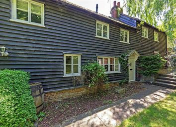 Thumbnail 4 bedroom detached house to rent in Lower Gustard Wood, Wheathampstead, Hertfordshire