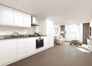 Thumbnail 2 bedroom flat for sale in Perth Road, Gants Hill, Ilford, Essex