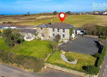Thumbnail 8 bed detached house for sale in Sennen, Penzance