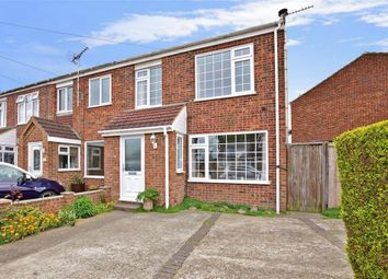 Thumbnail 3 bed end terrace house for sale in Pannell Road, Isle Of Grain, Rochester, Kent